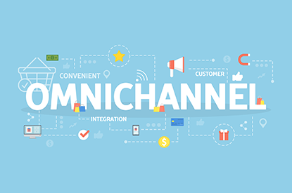Omnichannel illustration